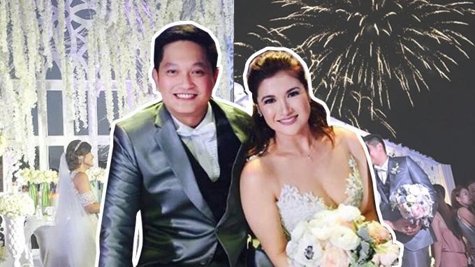 IN PHOTOS: Camille Prats and VJ Yambao\'s wedding | PEP.ph