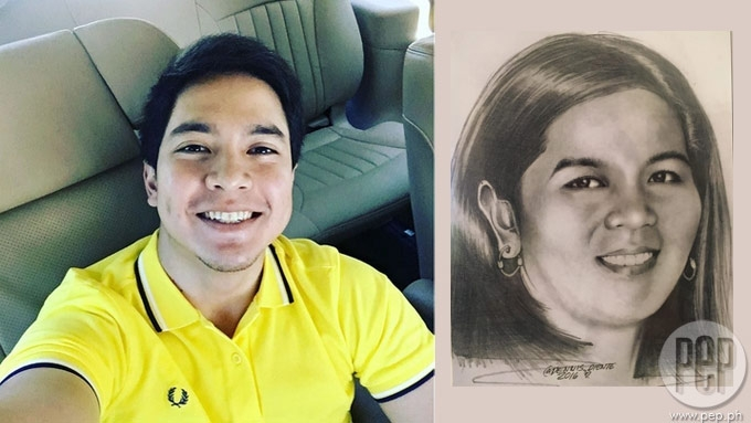The sad story behind the cremation of Alden Richards's mom