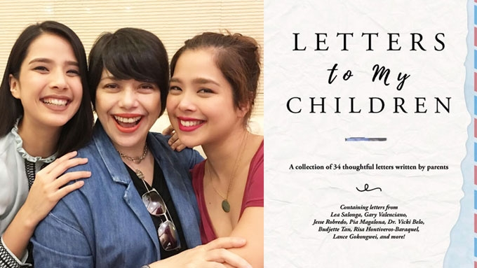 Pia Magalona tells her kids how to choose the right partner