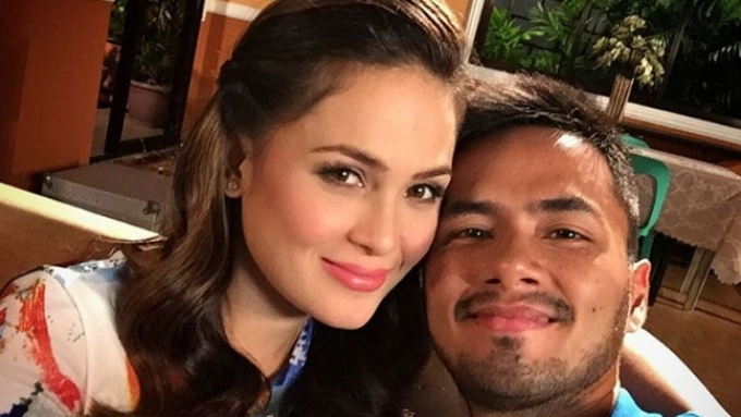 Oyo Sotto and Kristine Hermosa hold double celebration