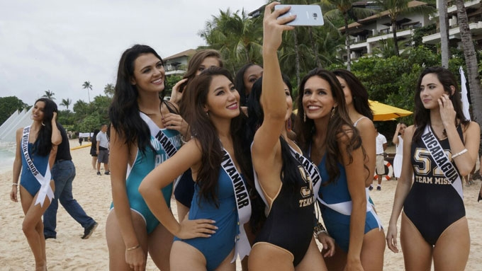 Look: Miss Universe 2016 candidates in their swimsuit!