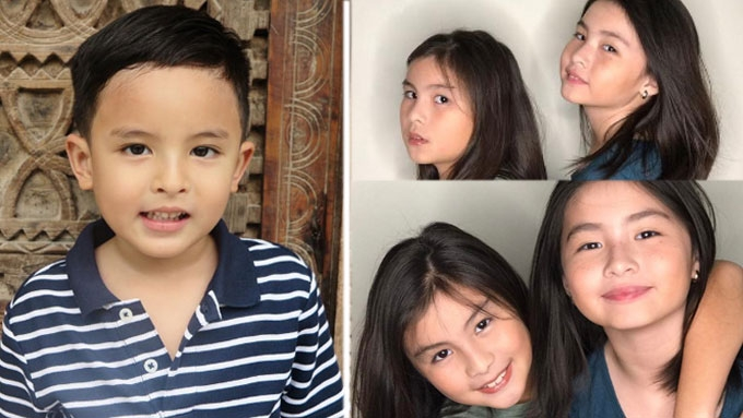 20 celeb kids who are non-showbiz but so darn good-looking