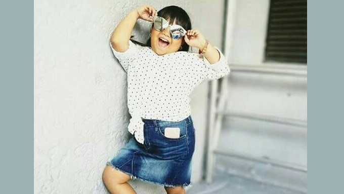 Look who's trying to lose weight: Ryzza Mae Dizon!