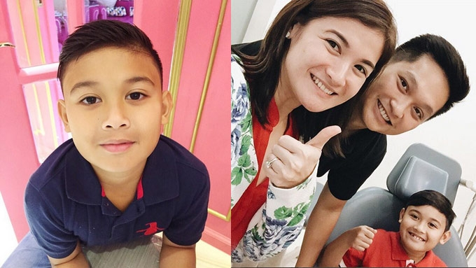 VJ Yambao\'s birthday message to Camille Prats\'s son is sweet | PEP.ph