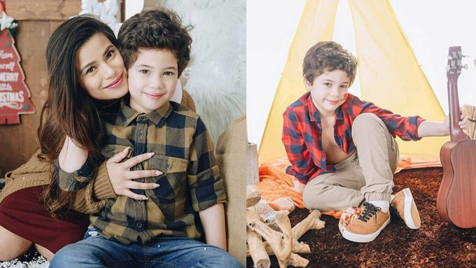 How Denise Laurel explains artista job to son Alejandro