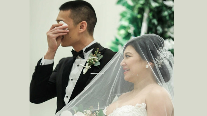 The year Rufa Mae became GF, fiancee, wife, and mom-to-be