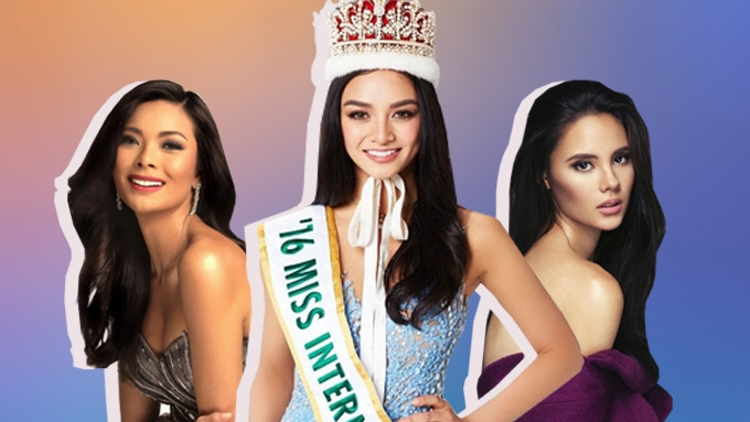 Philippines now a force to reckon with in 2016 pageants