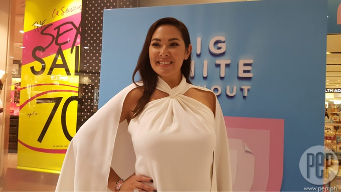 Ruffa promises to ignore mom Annabelle's rants this 2017