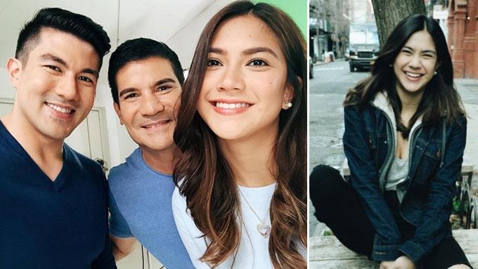 Edu Manzano wishes daughter Addie