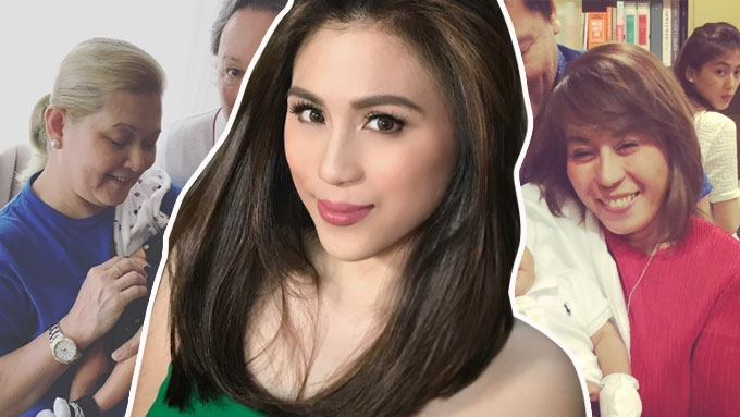 Toni Gonzaga sees mom, mom-in-law as the