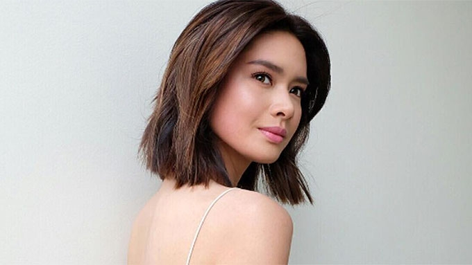 Erich Gonzales and her