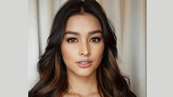 Liza Soberano shows how to rock red dress on Valentine's Day