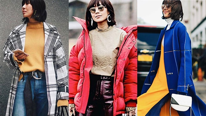 How Liz Uy Stands Out At New York Fashion Week F W 2017