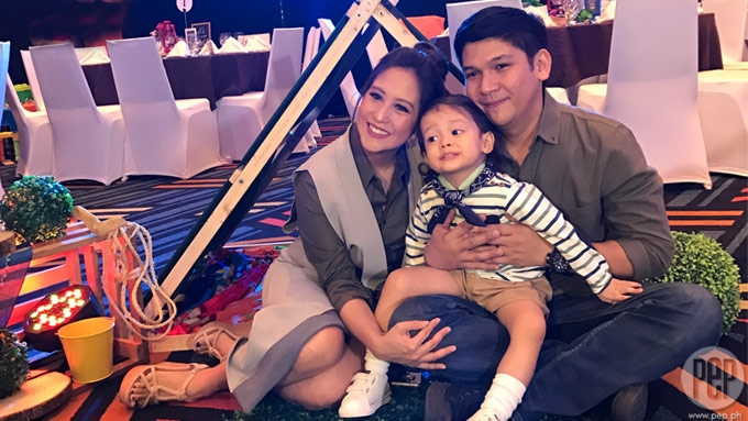 Jolina, Mark throw a Pele Camp party for son's 3rd birthday