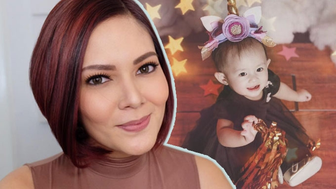 Is Baby Stellar mini-me of her mom Chynna Ortaleza?