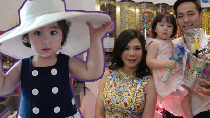 Who's Scarlet Snow Belo's