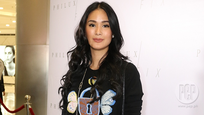 Some amazing details inside Heart Evangelista's new home