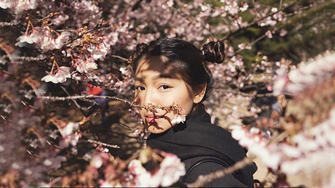Nadine still gushes over alone moments with James in Japan