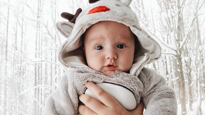 Meet Manila's next heartthrob, Baby Archie Burnand!