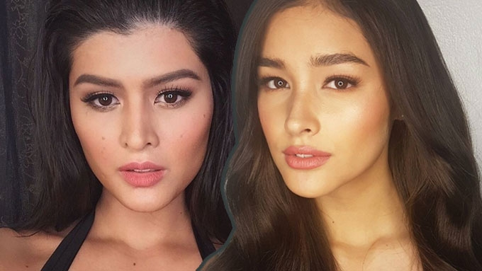 Liza Soberano finds a look-alike in Christopher's daughter