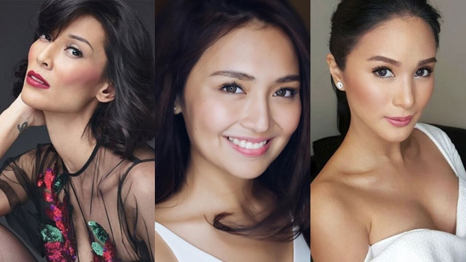 Heart, Kathryn, and more stars celebrate being a woman