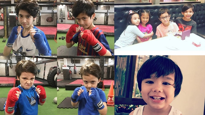 The Sotto kids: a bunch of good-looking cousins