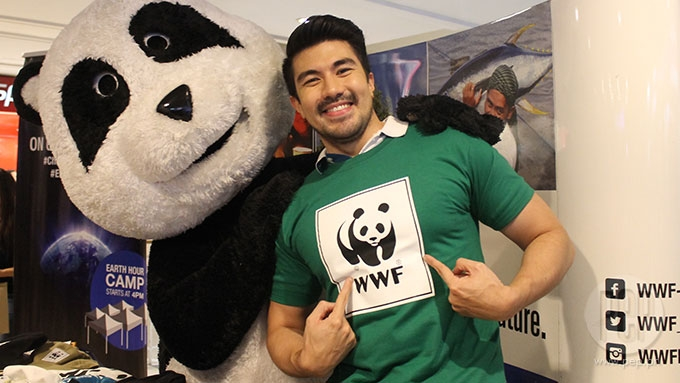 Luis Manzano spearheads clean-up crusade to save our oceans