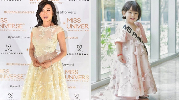 Does the young Dra. Vicki Belo look like Scarlet Snow?