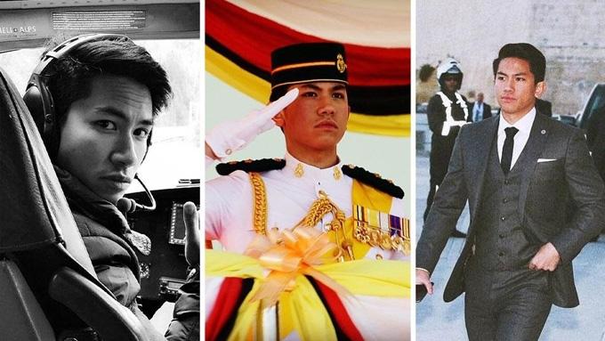 Meet hunk heartthrob Prince Mateen of Brunei