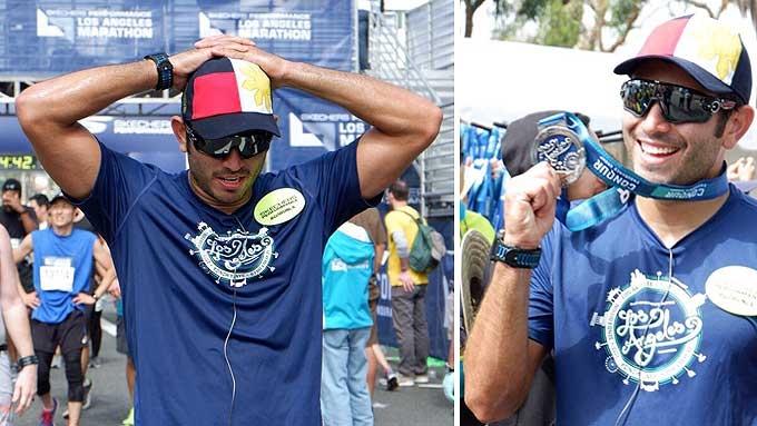Gerald Anderson hurdles self-doubt in LA Marathon