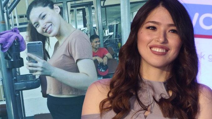 Preggy Kylie Padilla plans to continue Muay Thai training