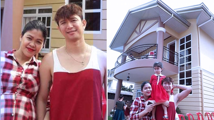 Melai and Jason Francisco proud of their new home in Mindoro