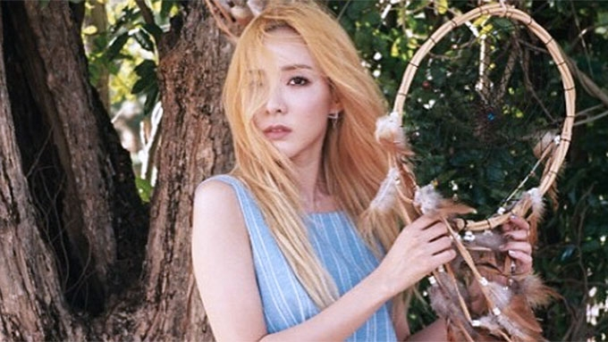 Here's how much it costs to dress up like Sandara Park