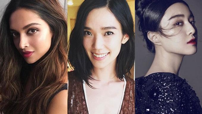 Meet Marian Rivera's Hottest Asian Women squad