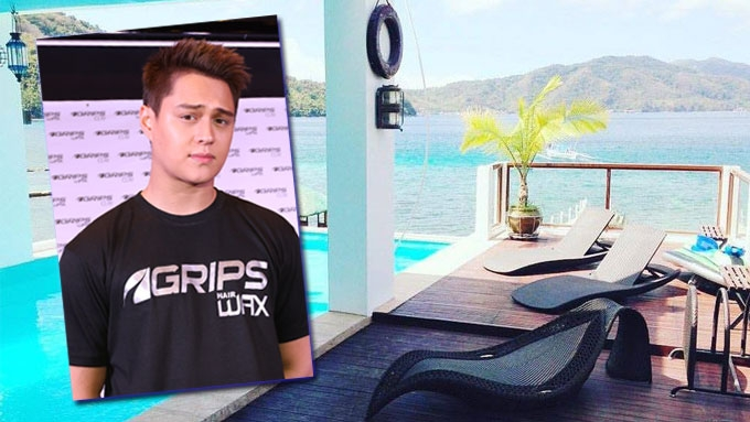 Enrique Gil's beach house in Batangas takes our breath away