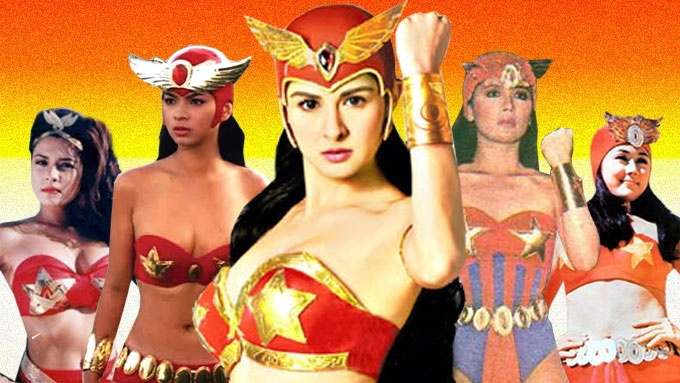 The six-decade evolution of Darna's costume