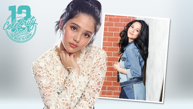 Say hi to Jayda, the talented kid of Dingdong and Jessa!