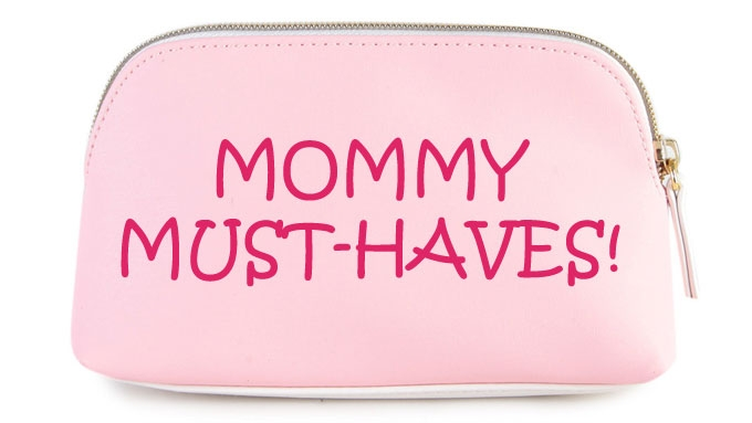 Seven items every mommy must have in her kikay kit
