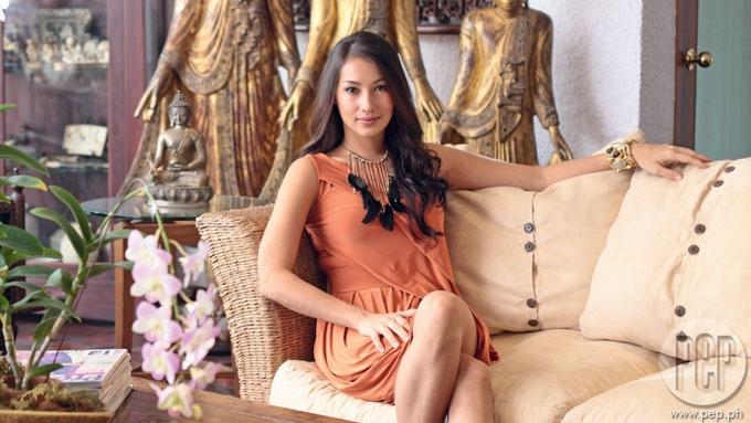 Solenn, Erwan's home in Makati has about 27 Buddha statues!