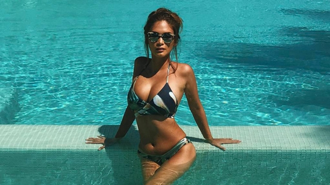 15 stars with most liked bikini photos on Instagram
