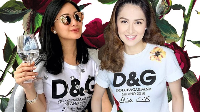 Marian Rivera's shopper '100% sure' the shirt is real