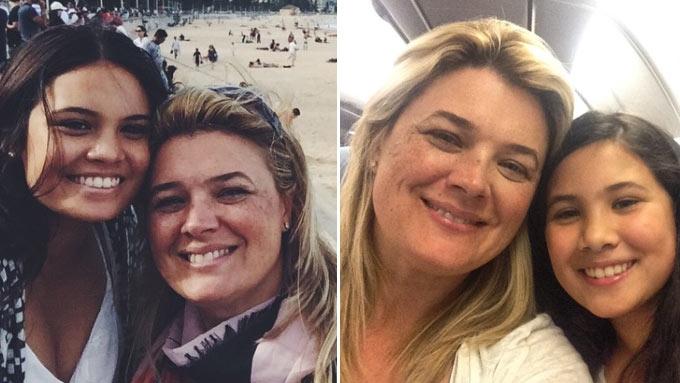 Michelle van Eimeren recalls Leila's