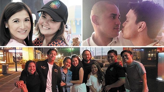 Celebrity reunions that made us feel nostalgic
