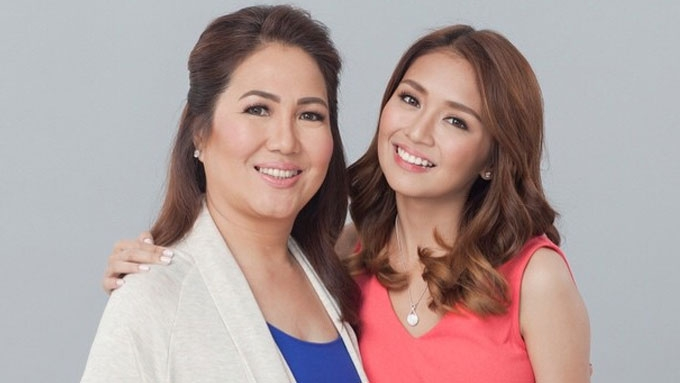 12 stars and their supportive non-showbiz mommas