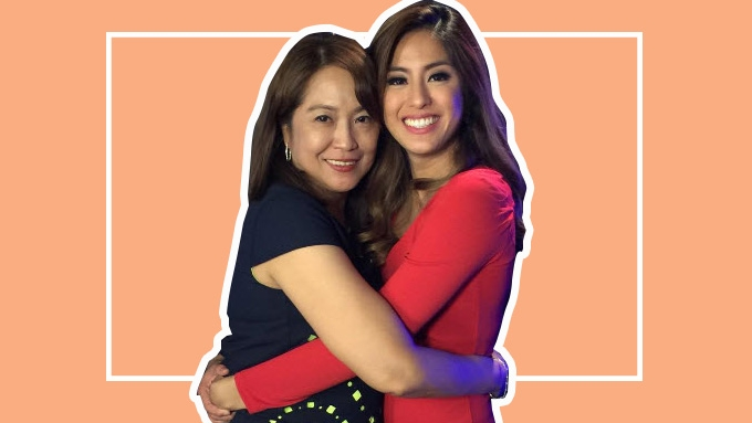 Gretchen Ho's mom Annie shares her woes as a working parent