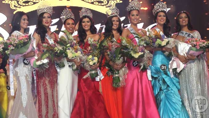 Winning gowns at Binibining Pilipinas 2017 pageant