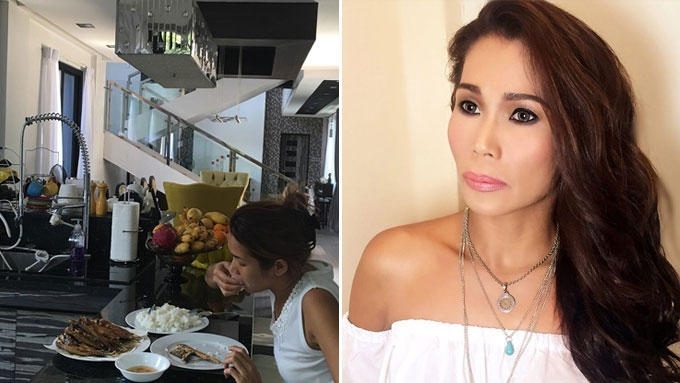 Pokwang gives glimpses of second home in Antipolo