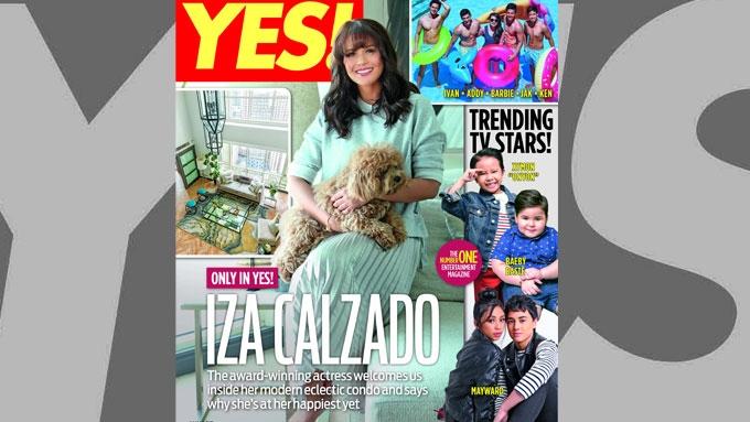 Iza Calzado on blissful living: