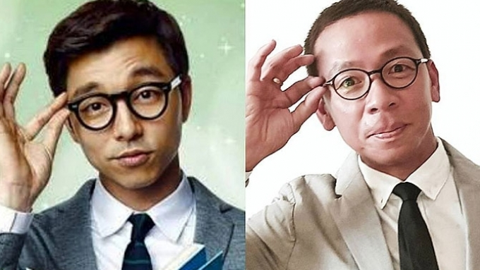 Kim Atienza is convinced he looks like <em>Goblin</em> star Gong Yoo