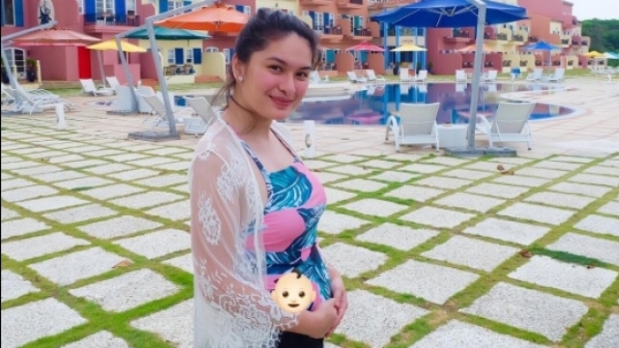 Pauleen Luna-Sotto proudly shows baby bump on Instagram